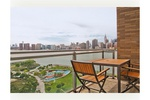 Exquisite, large 1Bed Rent with NYC Skyline view in LIC!/ The View Condo